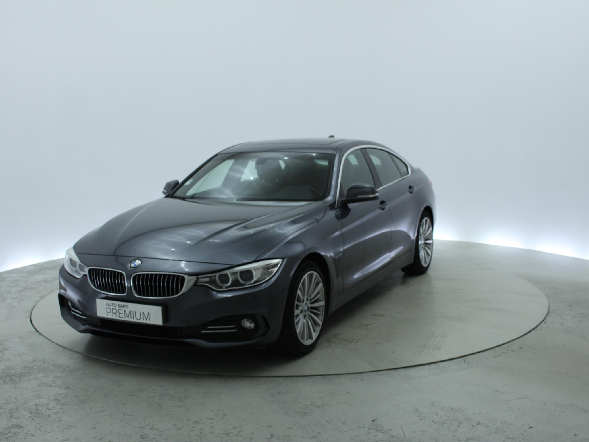 BMW Série 4 Gran Coupé 420d Line Luxury Auto