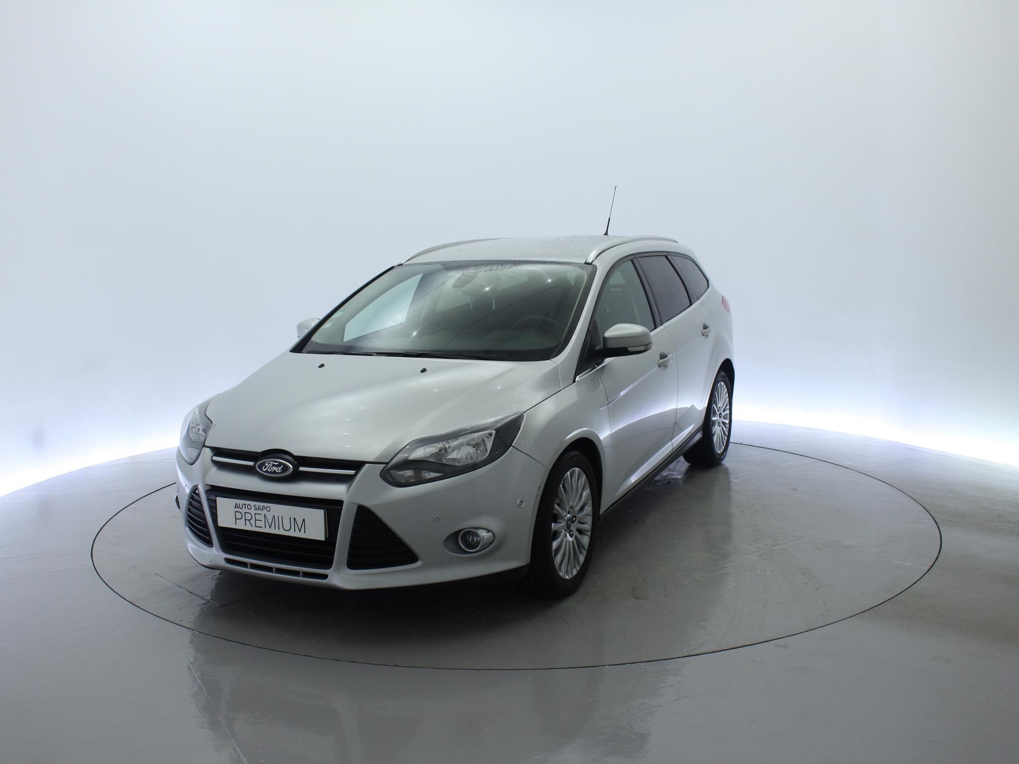 Ford Focus Station 1.6 TDCi Titanium
