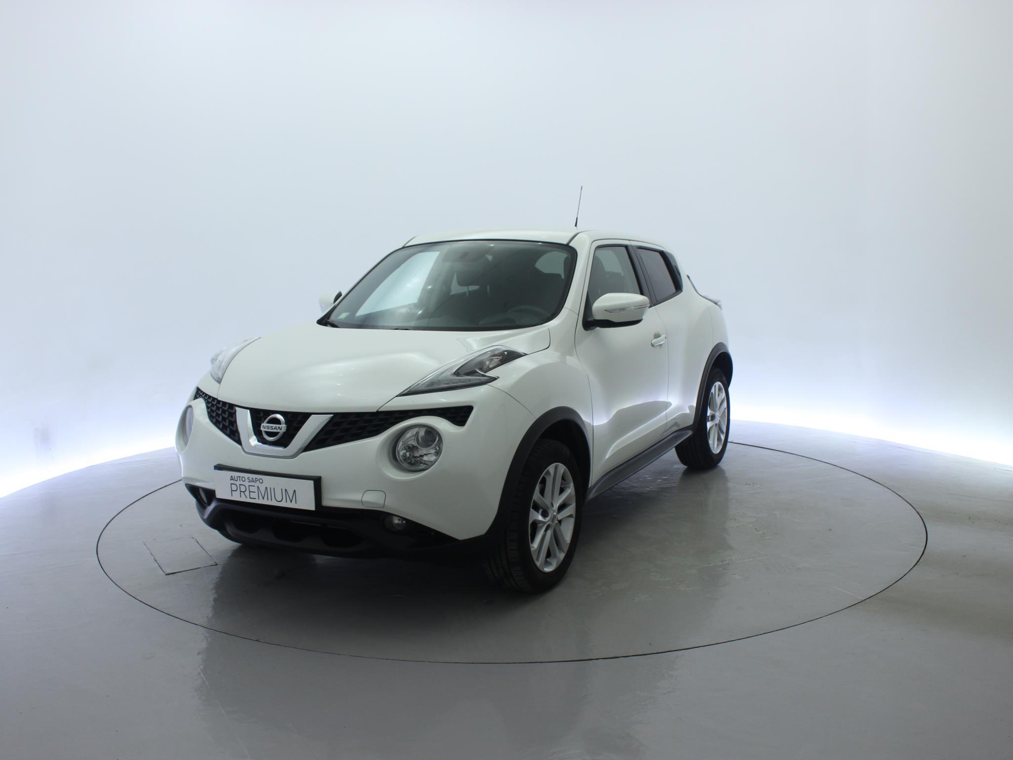 Nissan Juke 1.2 DIG-T Acenta Nissan Connect