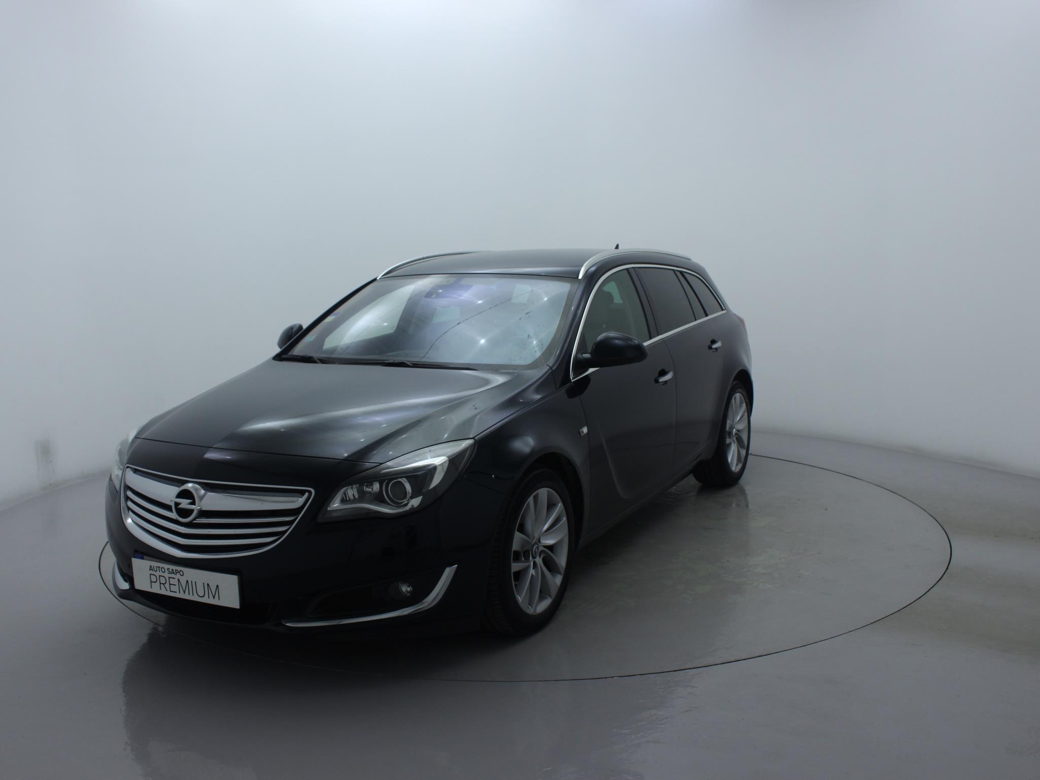 Opel Insignia 2.0 CDTi Cosmo S/S (140cv) (5p) (2013 a presente)