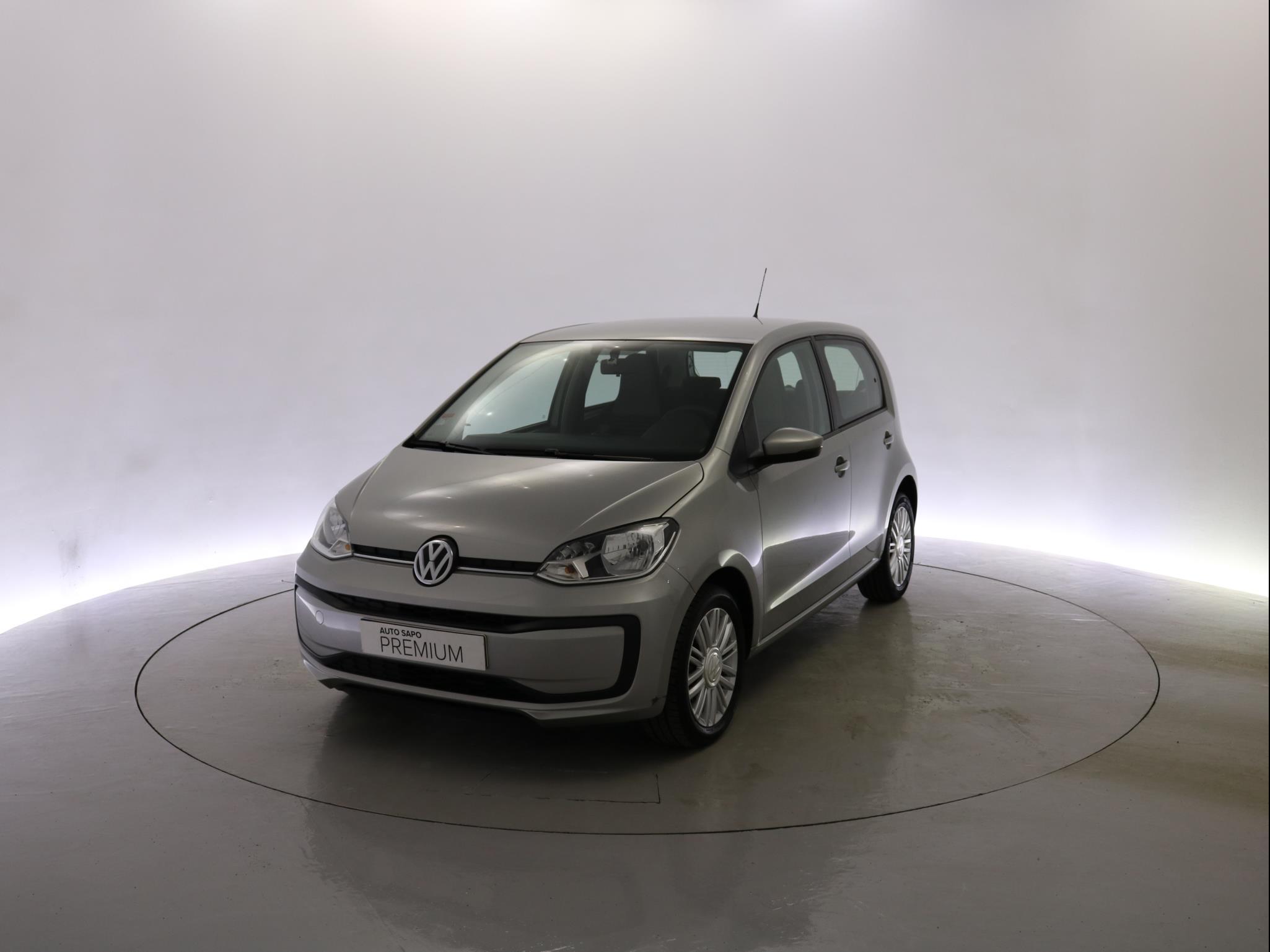 Volkswagen Up 1.0 Bluemotion Move Up!
