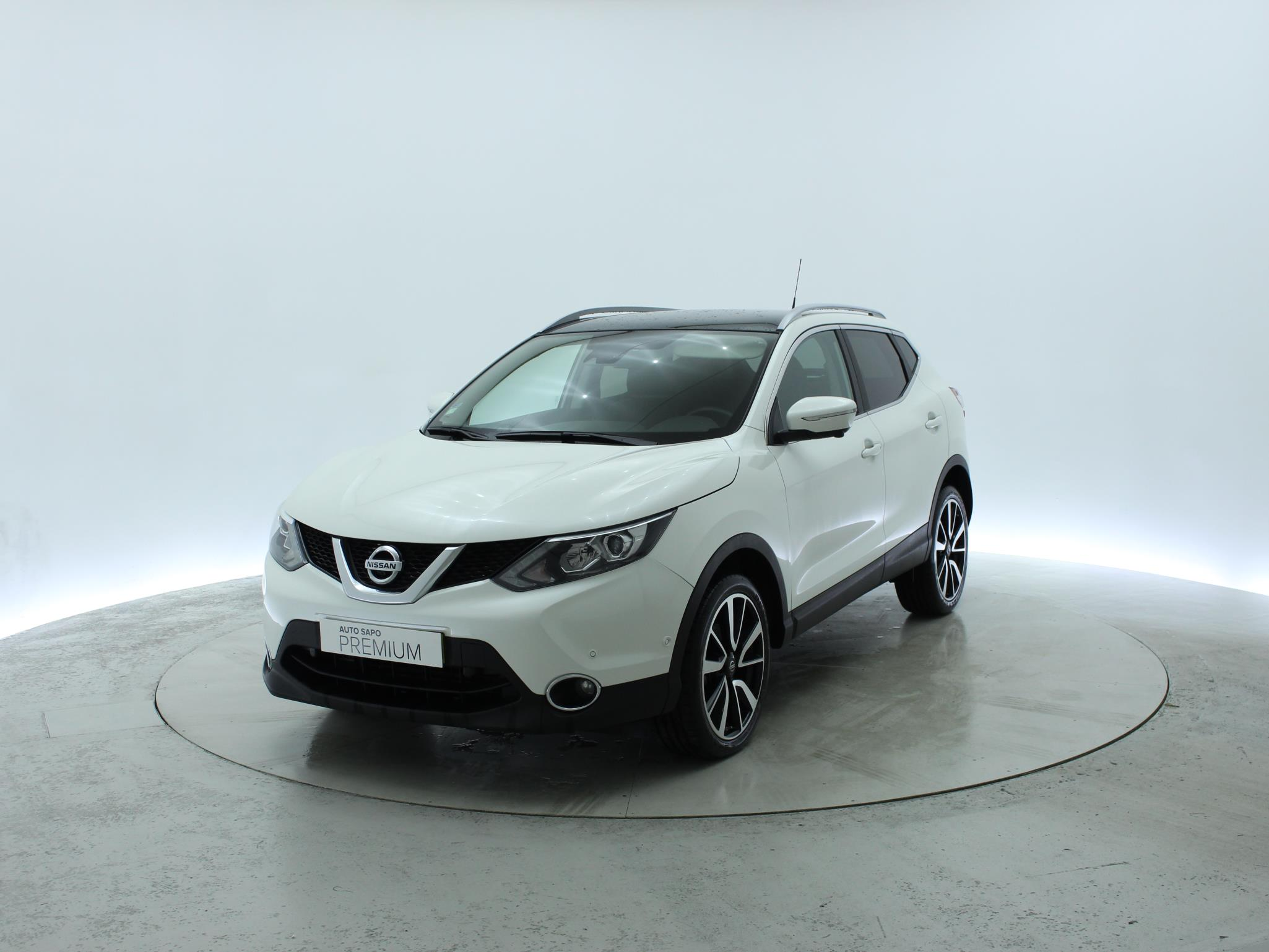 Nissan Qashqai 1.6 dCi Tekna 19