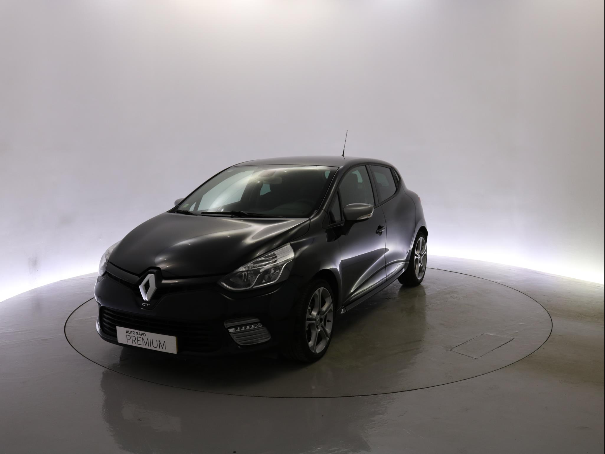 Renault Clio 1.2 TCE GT EDC