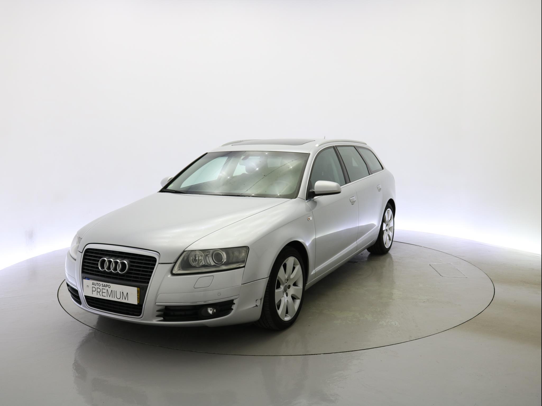 Audi A6 Avant 2.7 TDi V6 Exclusive multi
