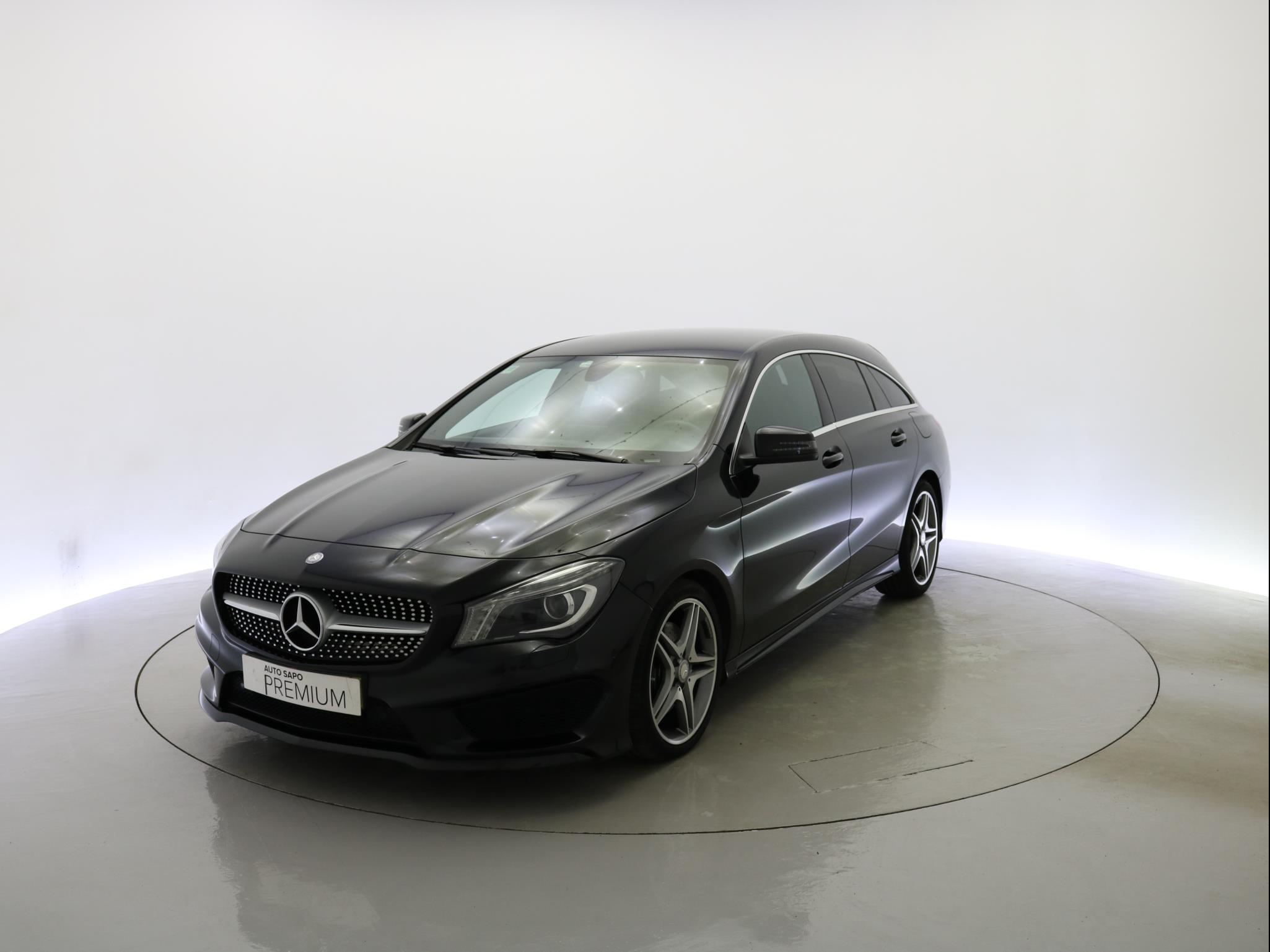 Mercedes-Benz Classe CLA 220 CDi Aut. AMG