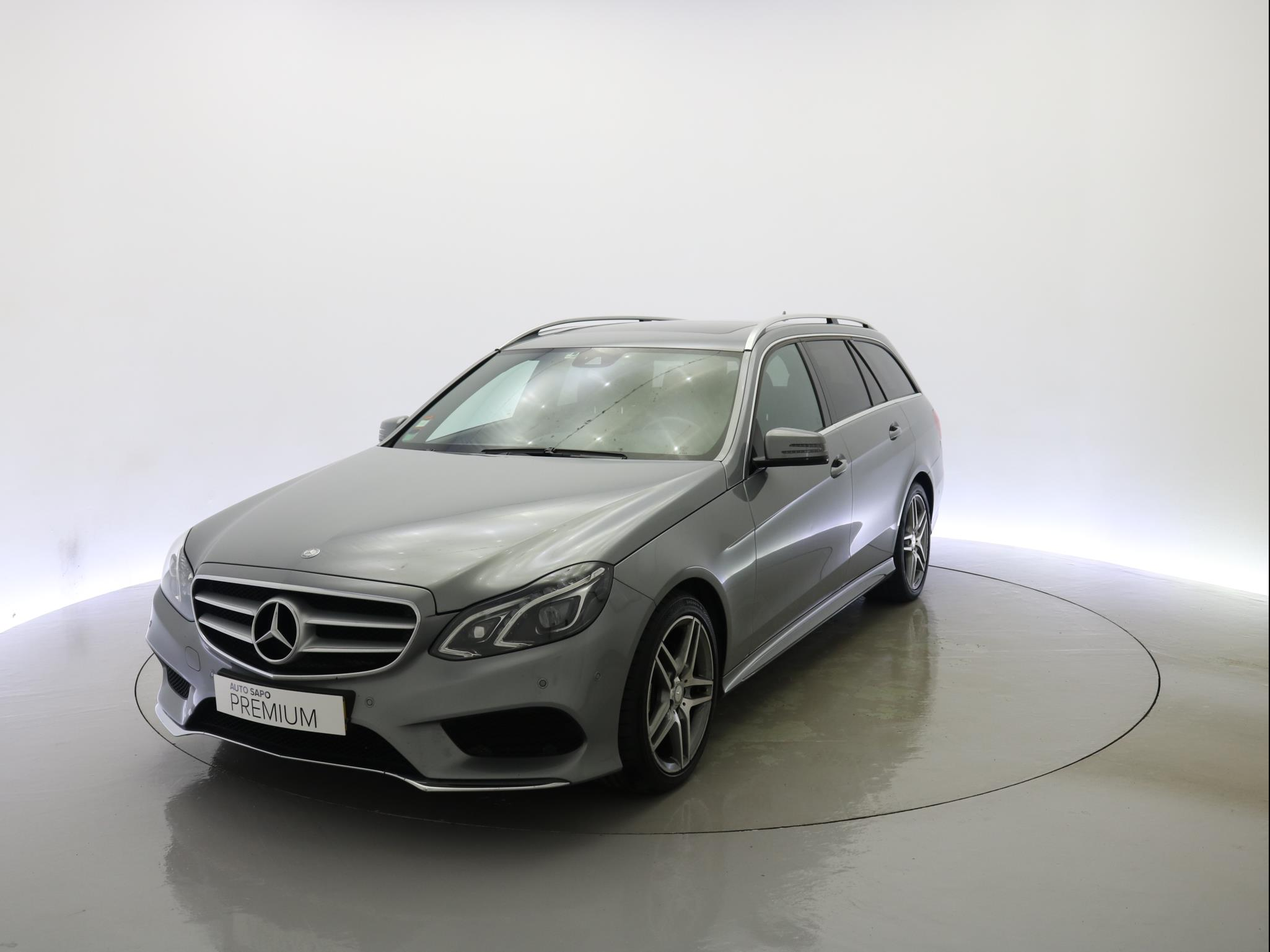 Mercedes-Benz Classe E 250 CDI BE AMG Line