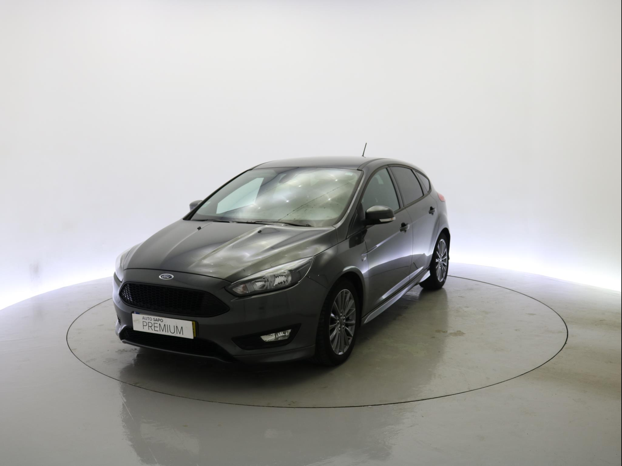 Ford Focus 1.5 TDCi ST-Line