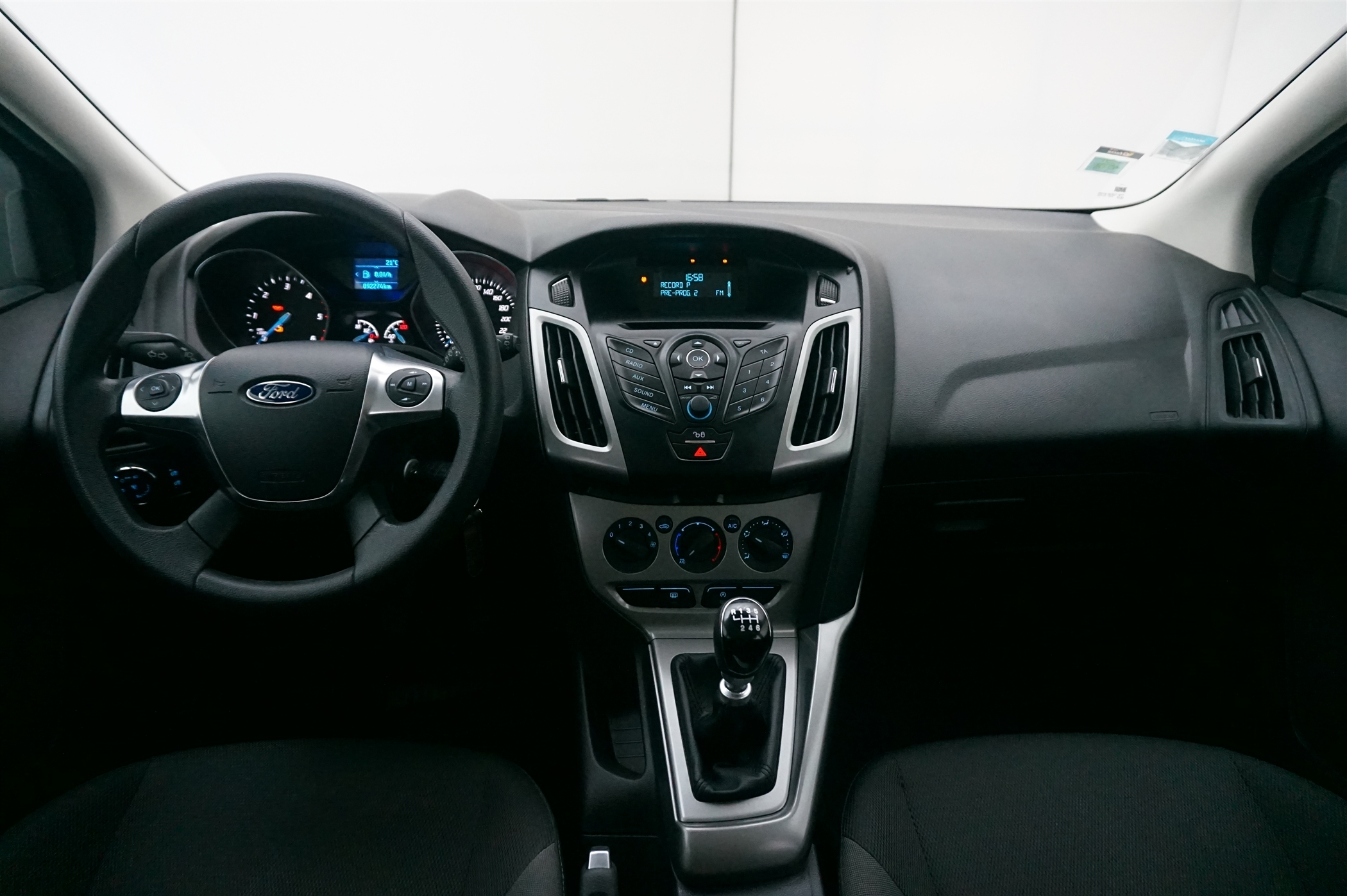 Ford Focus Station 1.6 TDCI Trend