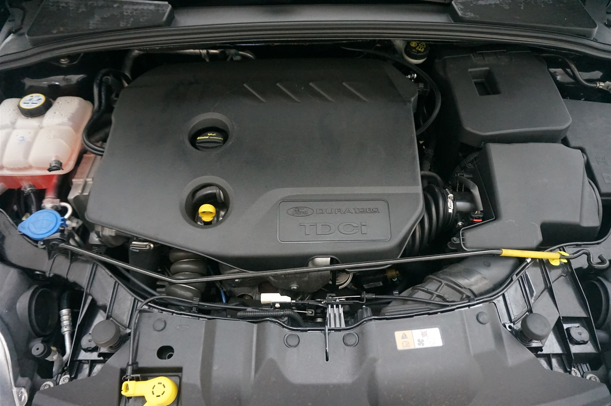Ford Focus Station 1.6 TDCi Trend (115cv) (5p) (2011 a 2014)