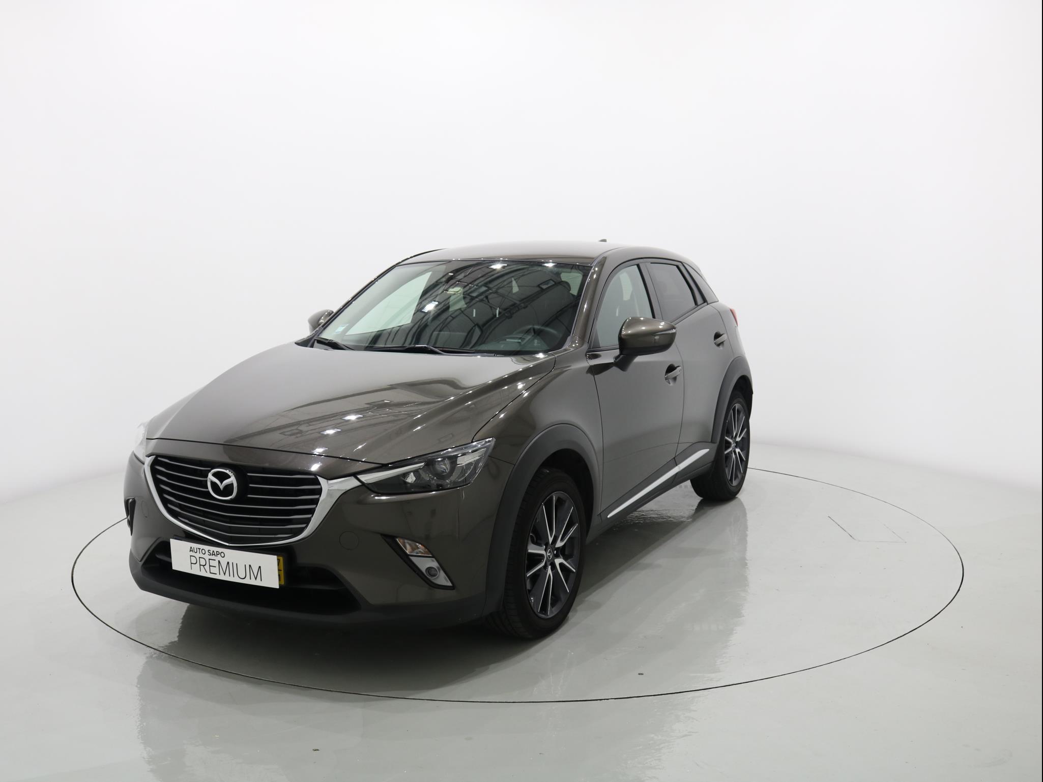 Mazda CX-3 1.5 SKY-D 4X2 Excellence Navi (105cv) (5p) (2015 a presente)