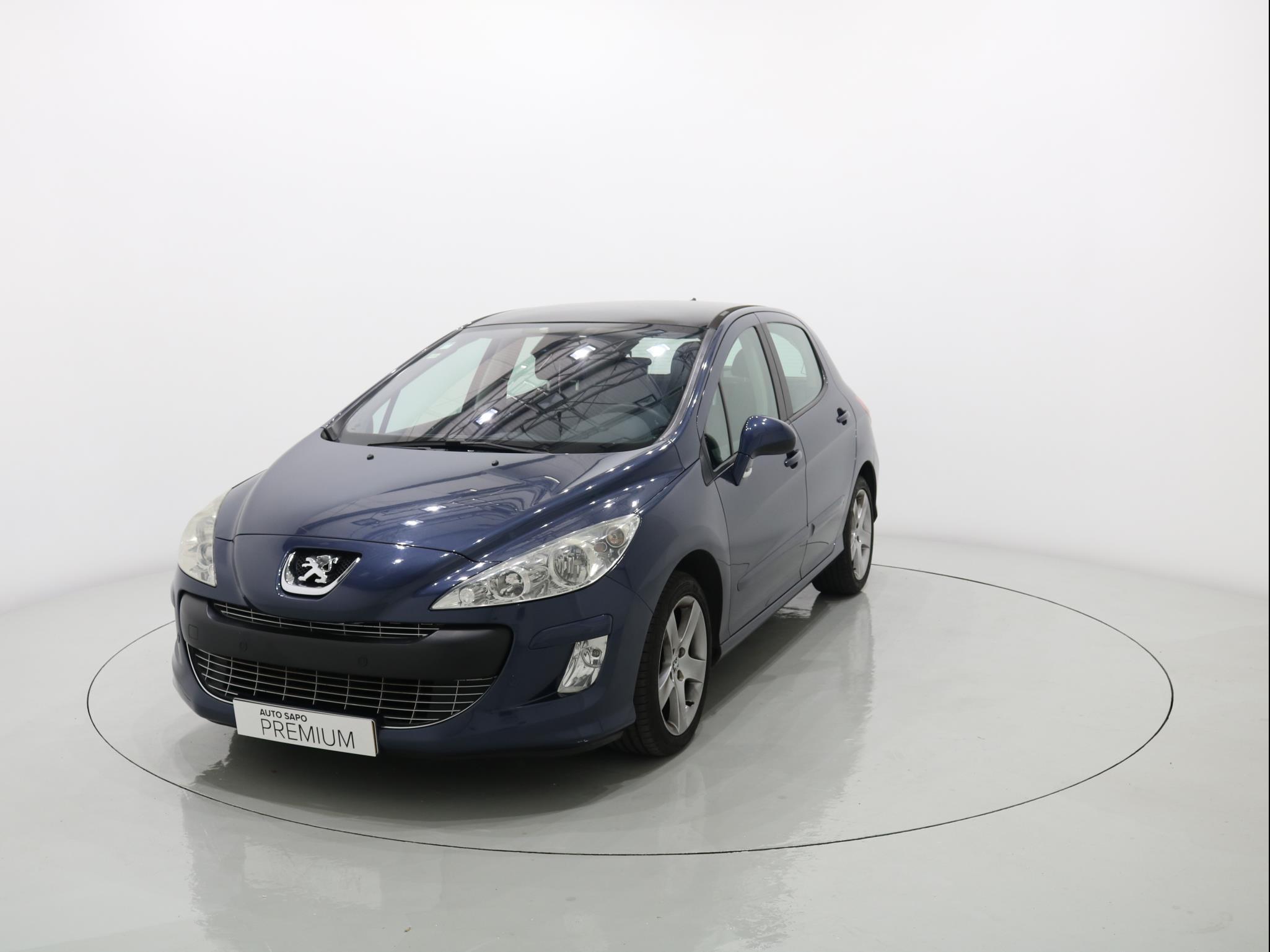 Peugeot 308 1.6 HDi Sport CMP6 (110cv) (5p) (2007 a 2011)