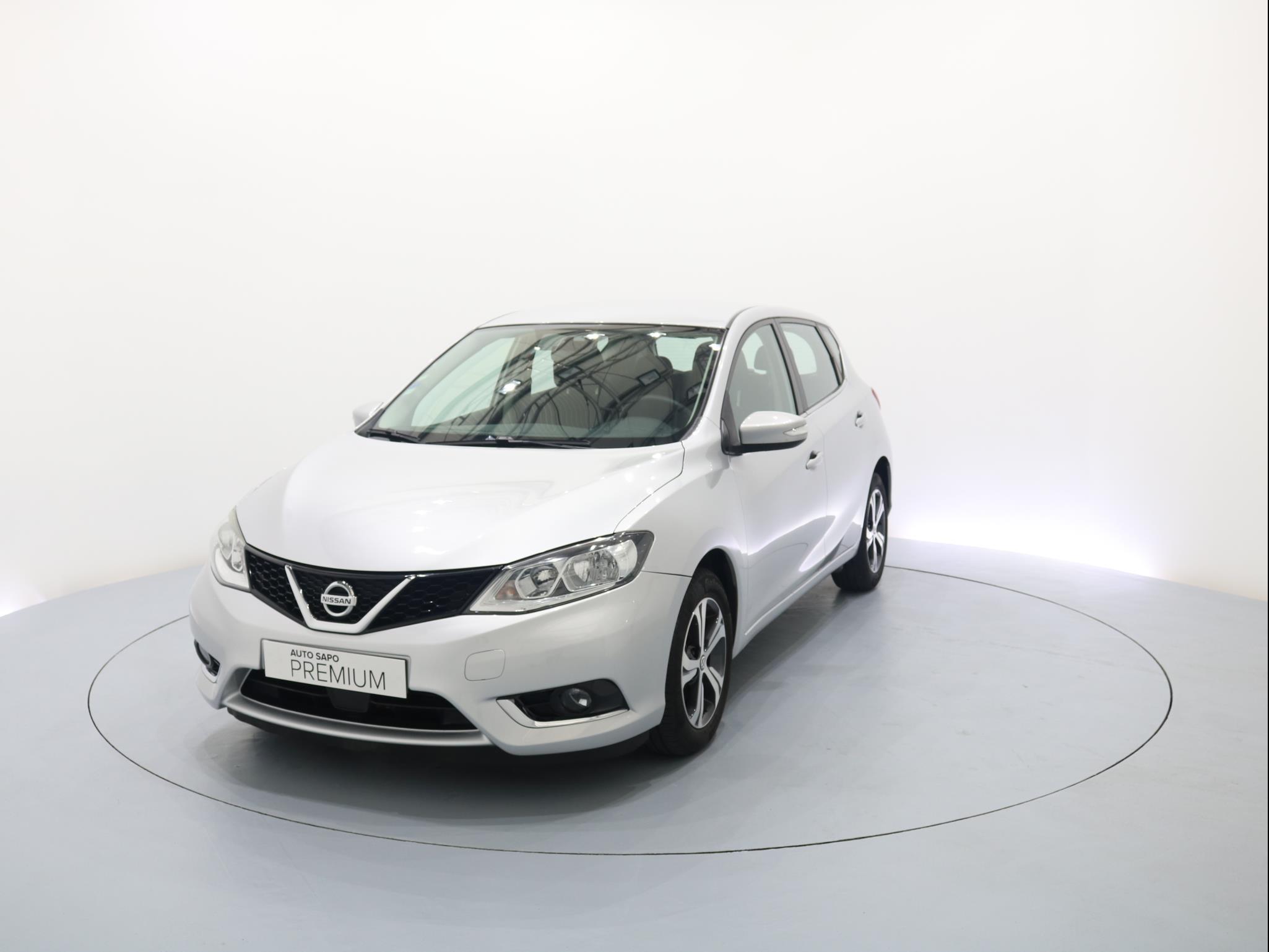 Nissan Pulsar 1.5 dCi Visia (110cv) (5p) (2014 a presente)