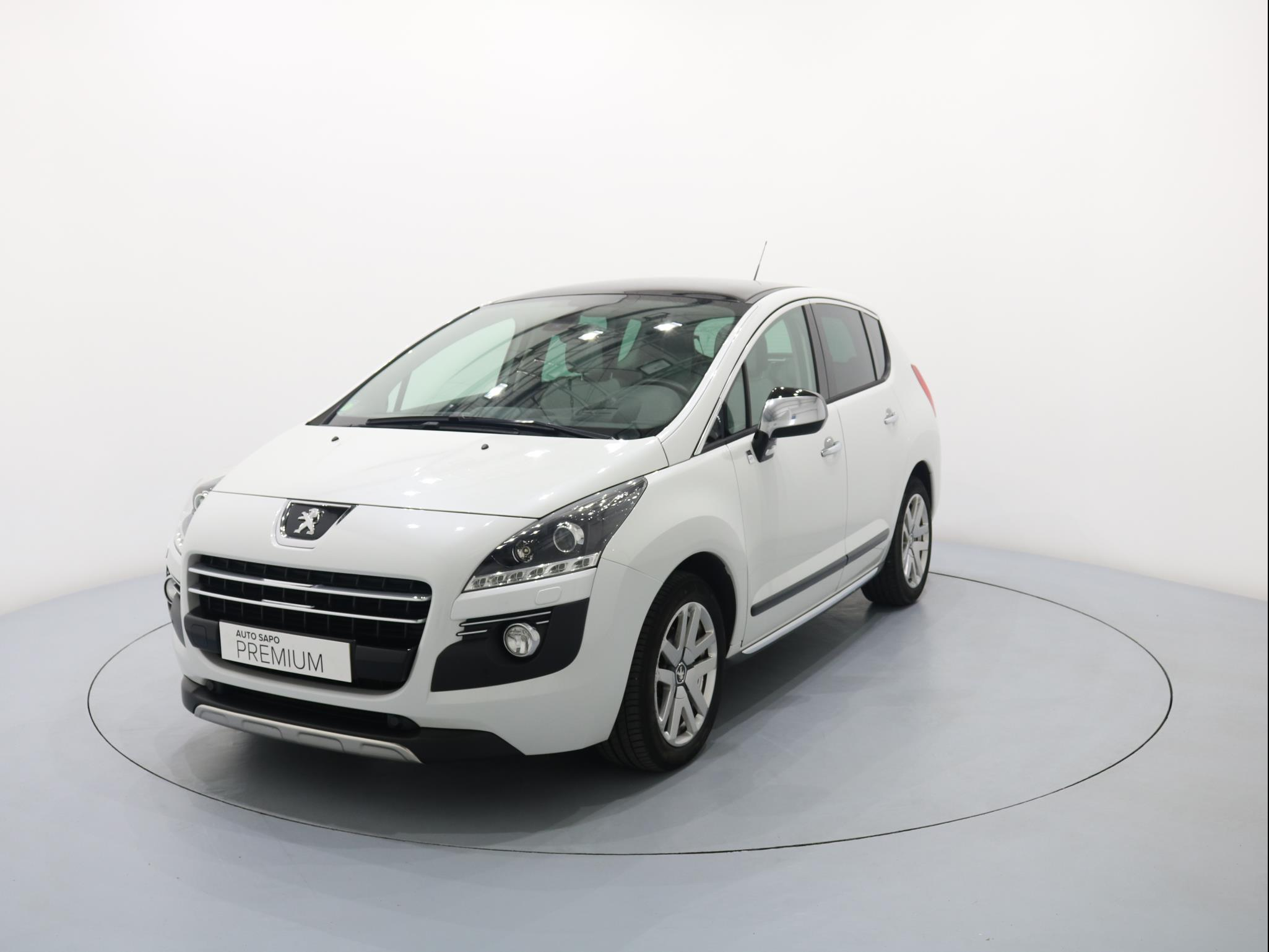 Peugeot 3008 2.0 HDi Hybrid Limited Edition