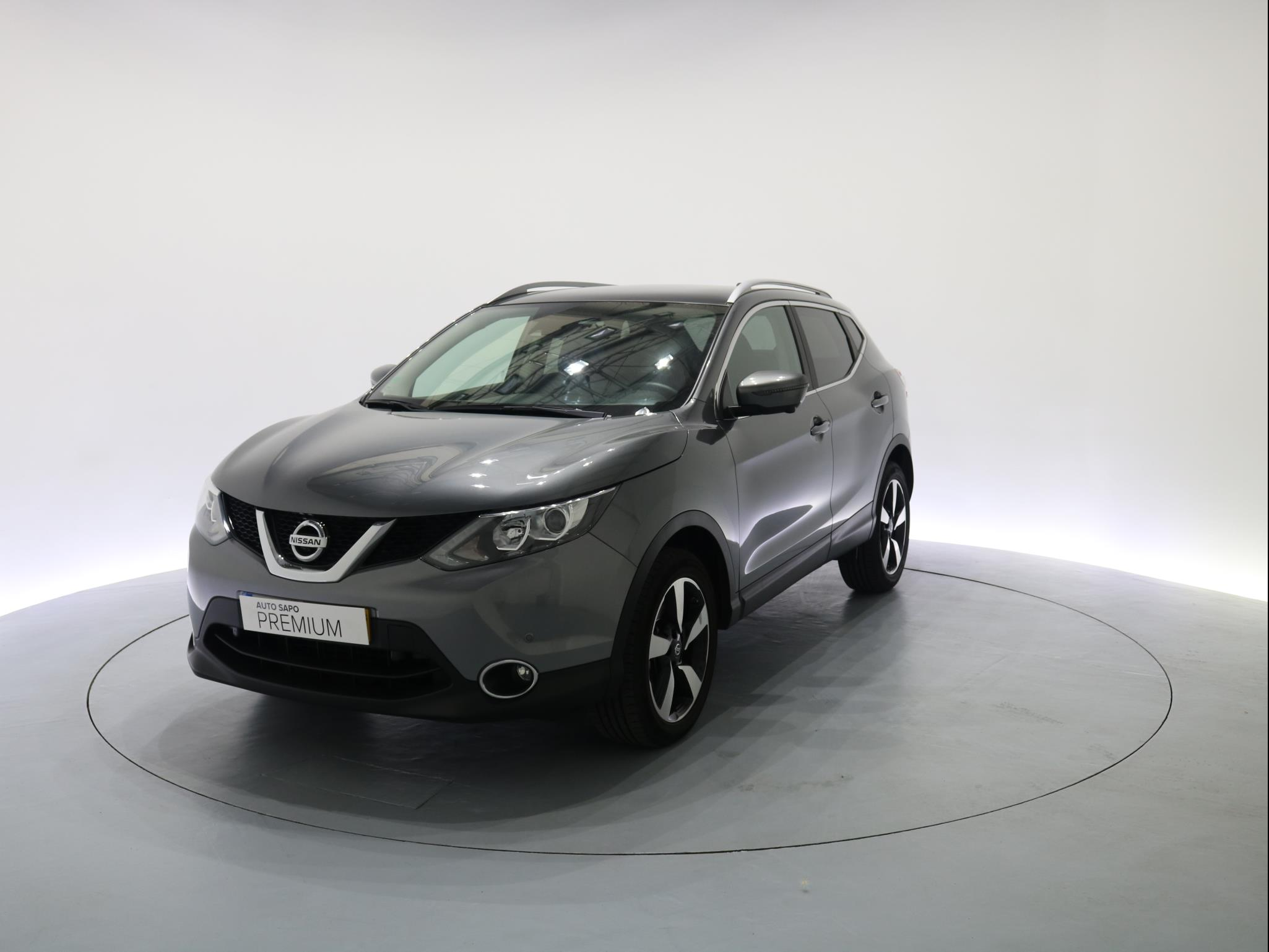 Nissan Qashqai 1.5 dCi  N-Connect 360 Jante 18