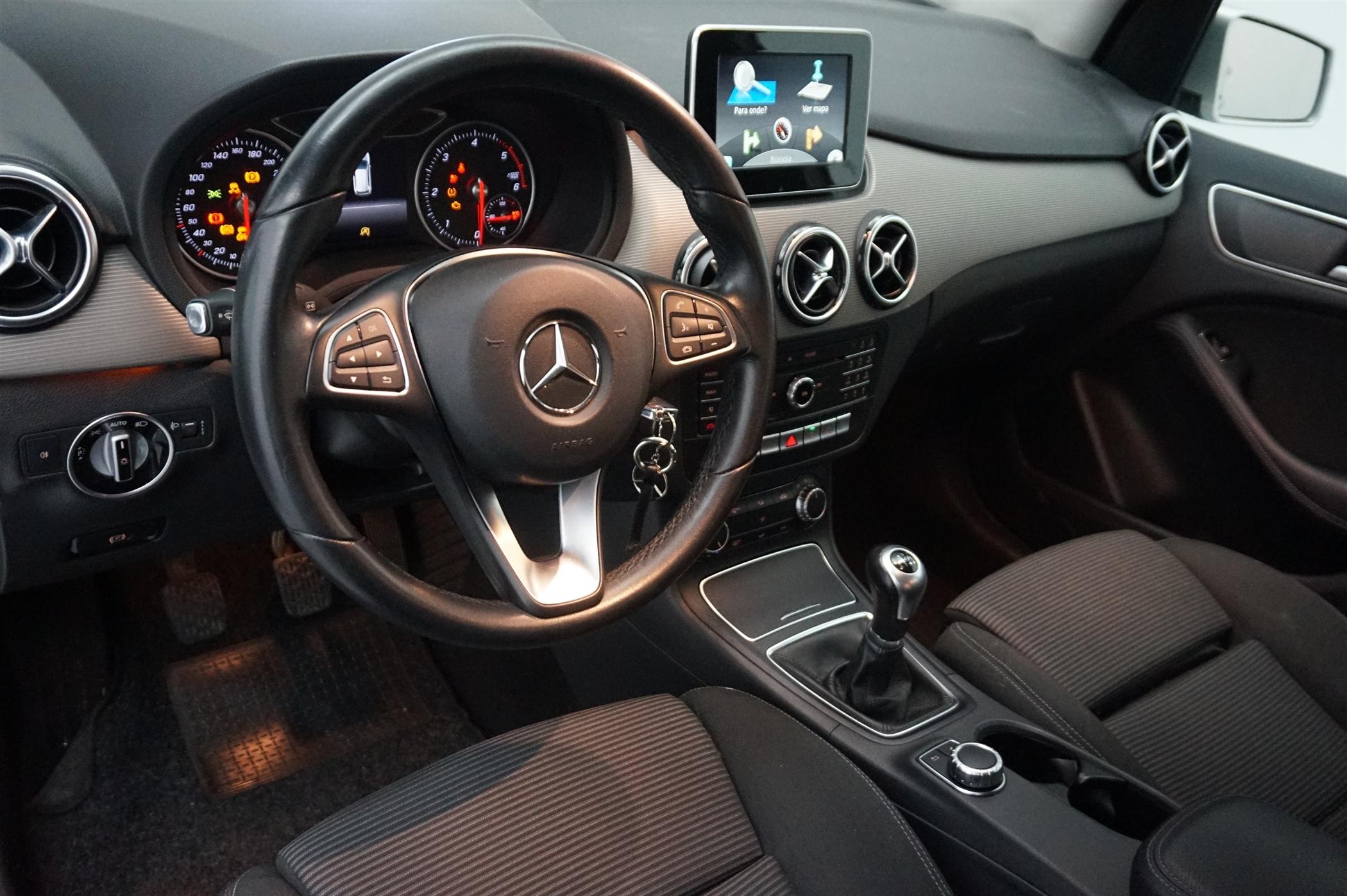Mercedes-Benz Classe B 180d Style GPS