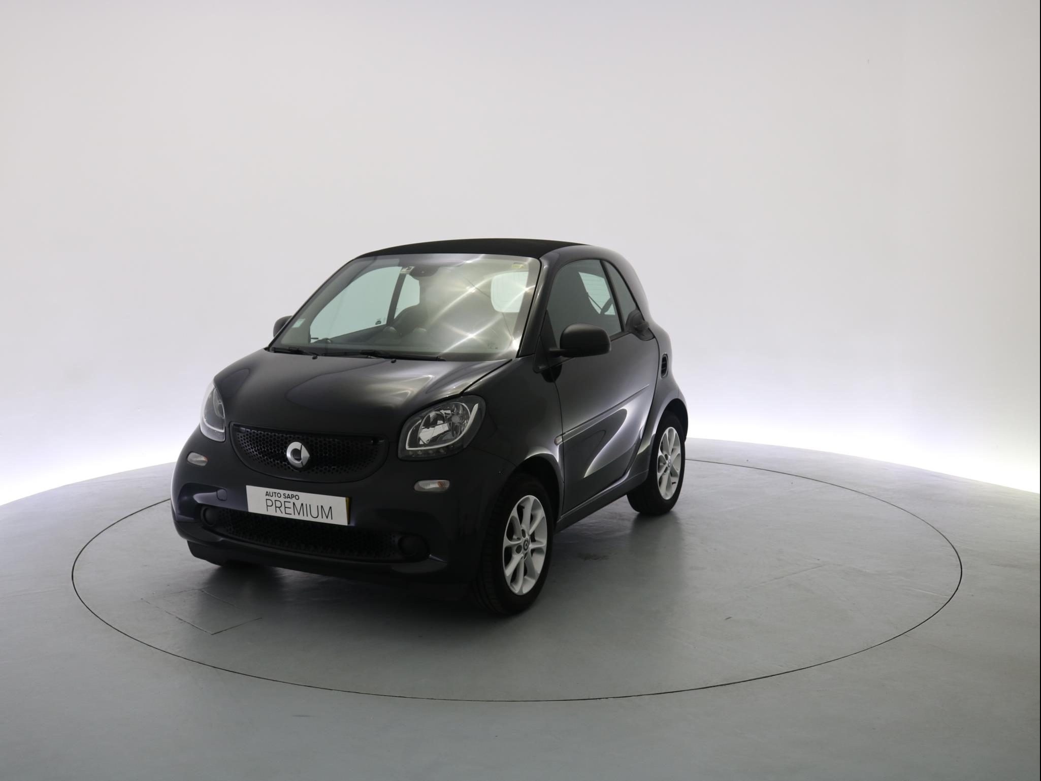 Smart Fortwo 1.0 Coupe Passion 71 Aut