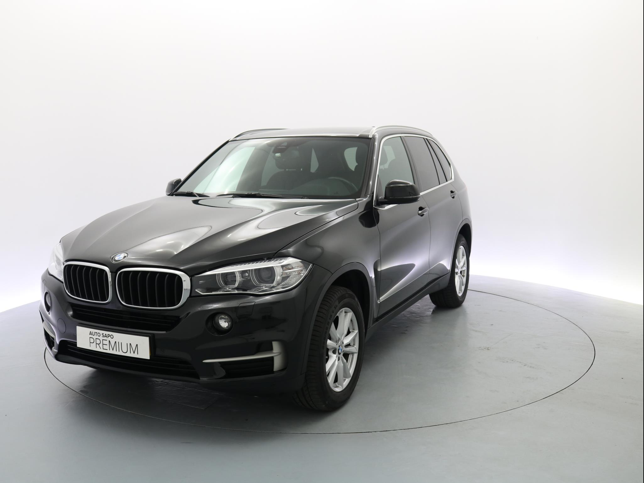 BMW X5 2.5D sDrive