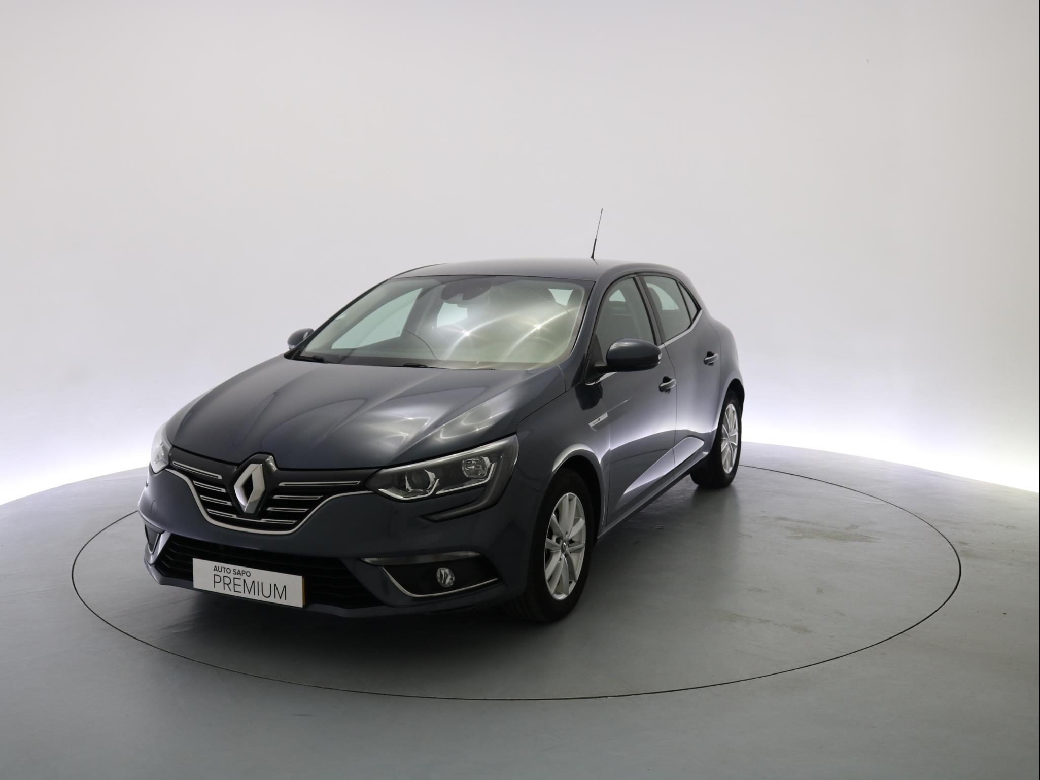 Renault Mégane 1.5 dCi Dynamique S S/S