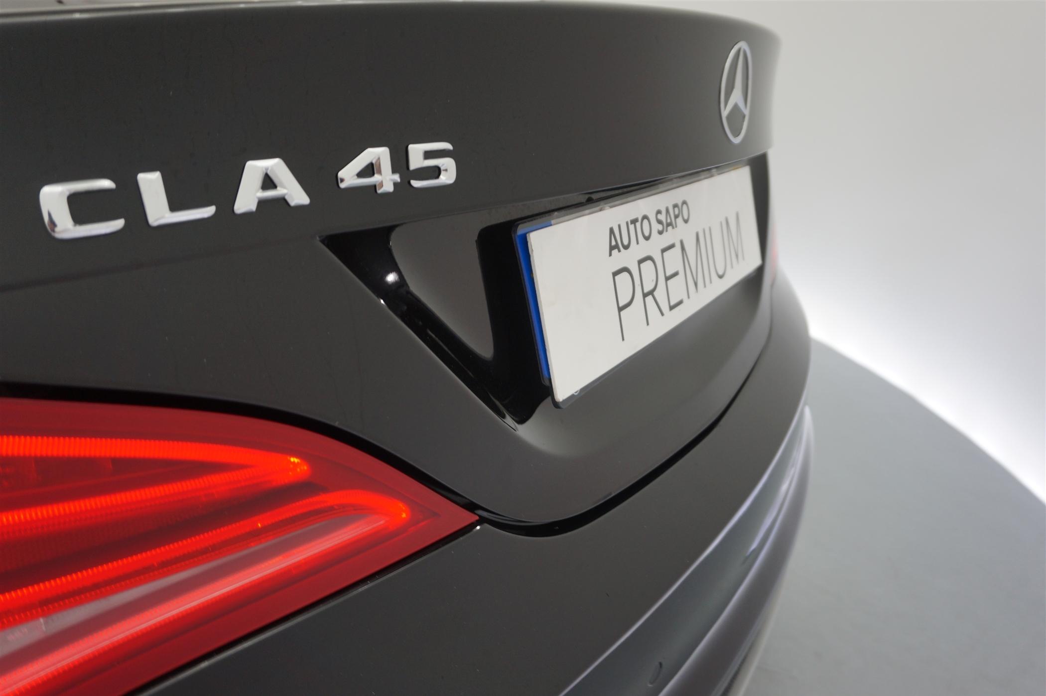 Mercedes-Benz Classe CLA 45 AMG 4 MATIC