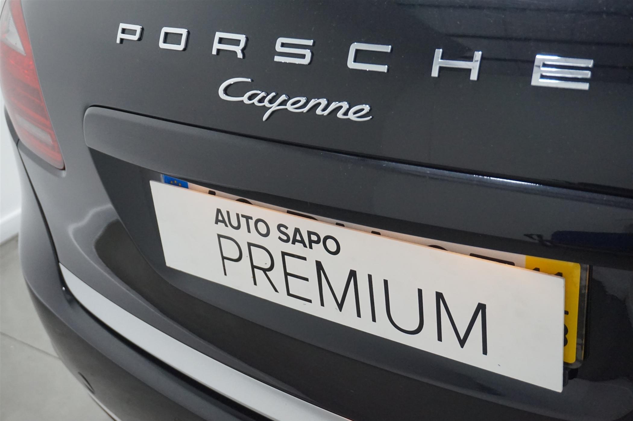 Porsche Cayenne Cayenne