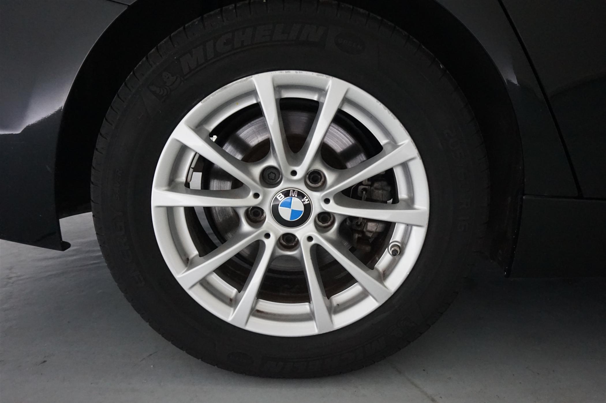 BMW Série 3 318d Luxury Line