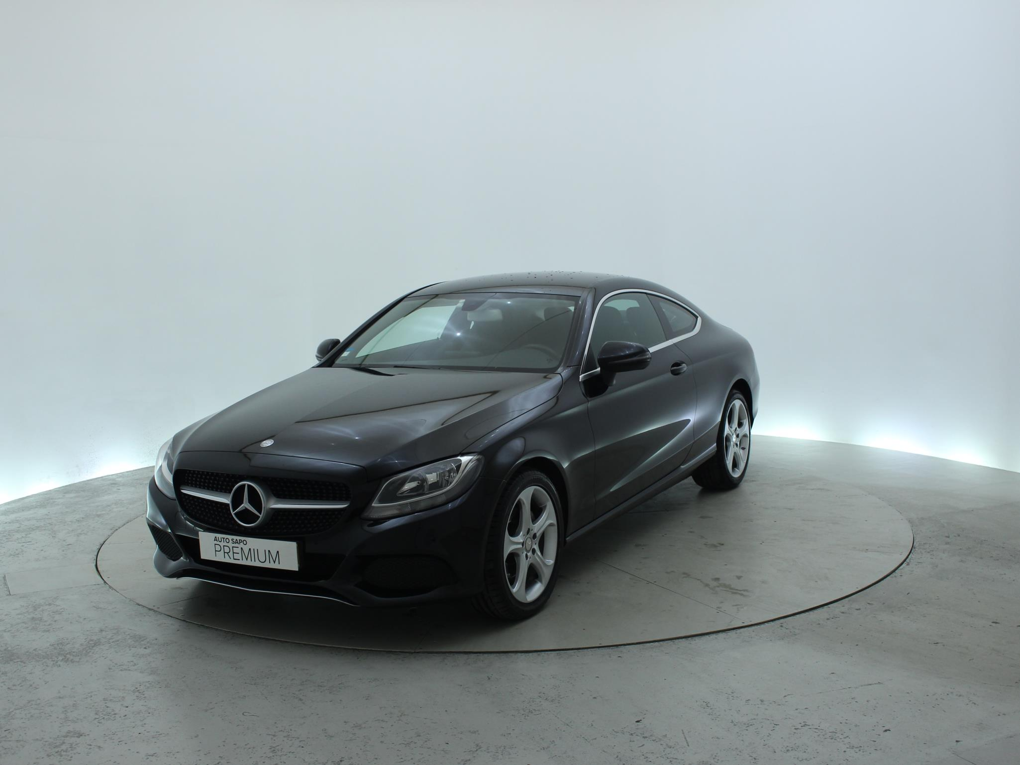 Mercedes-Benz Classe C 220 CDi BE Aut