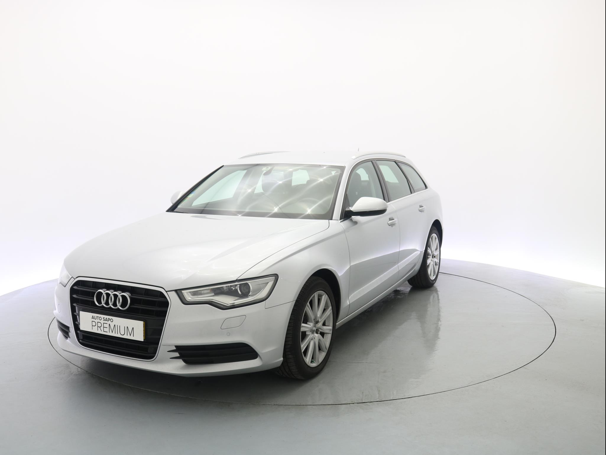 Audi A6 Avant 2.0 TDi Multitronic Business Line