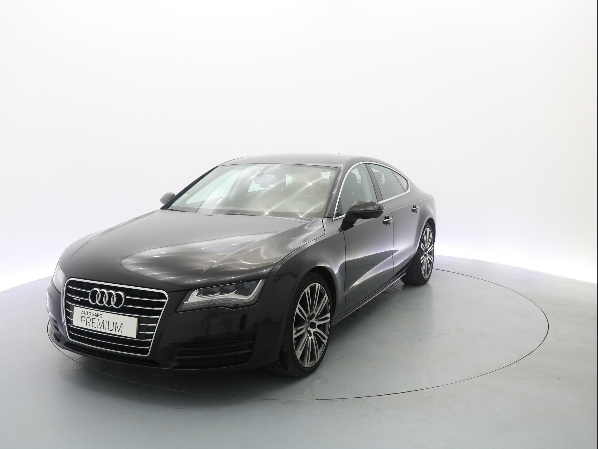 Audi A7 3.0 TDi V6 quattro S tronic (245cv) (5p) (2010 a 2014)