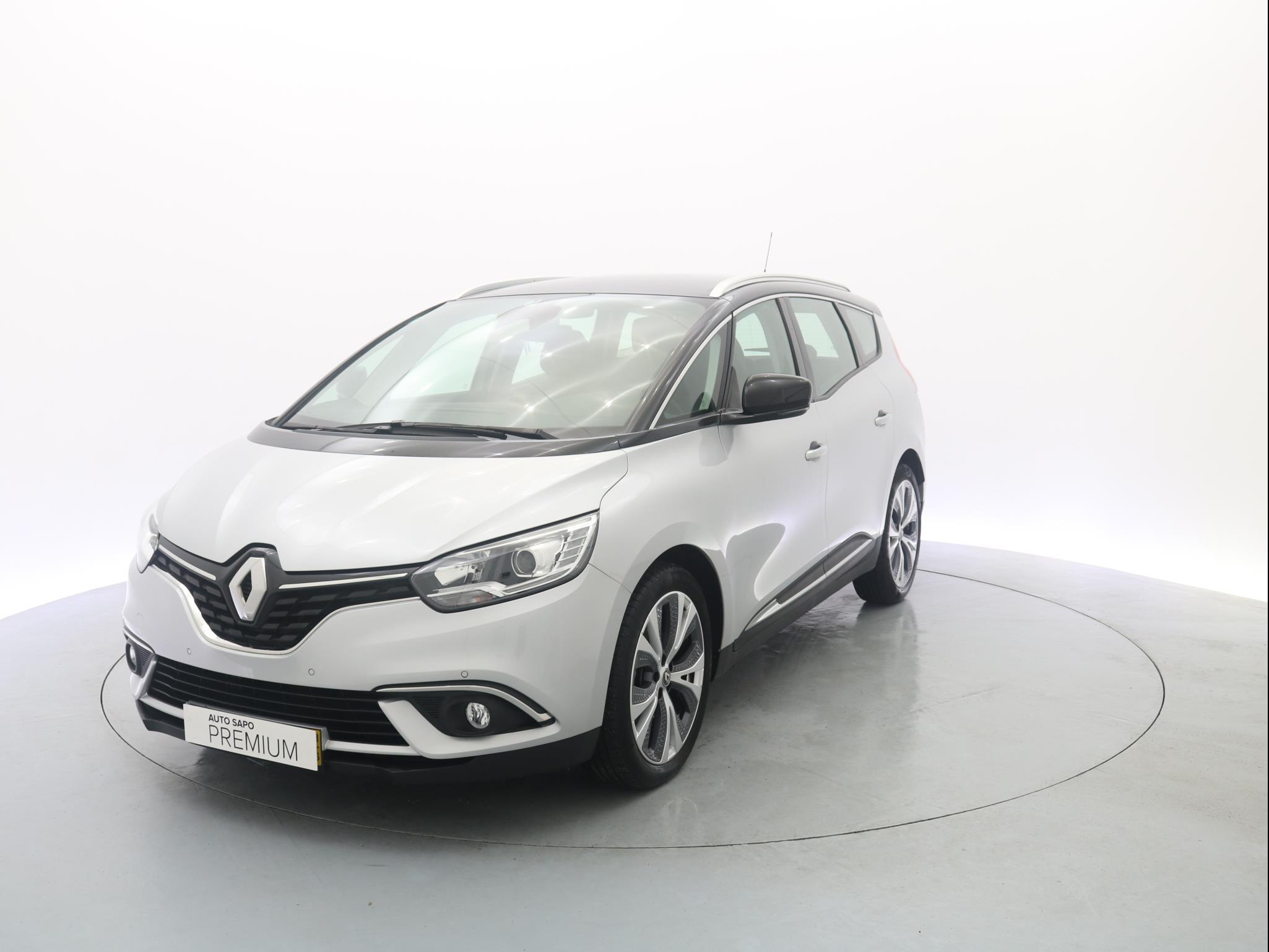 Renault Grand Scénic 1.5 dCi Intens EDC SS (110cv) (5p) (2016 a presente)