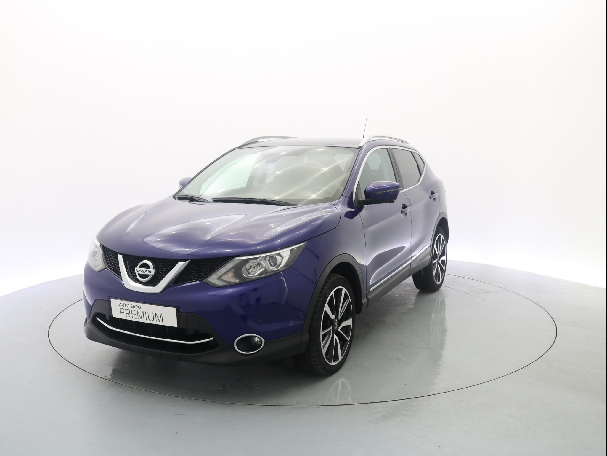 Nissan Qashqai 1.6 dCi Tekna 19 Pele (130cv) (5p) (2015 a presente)