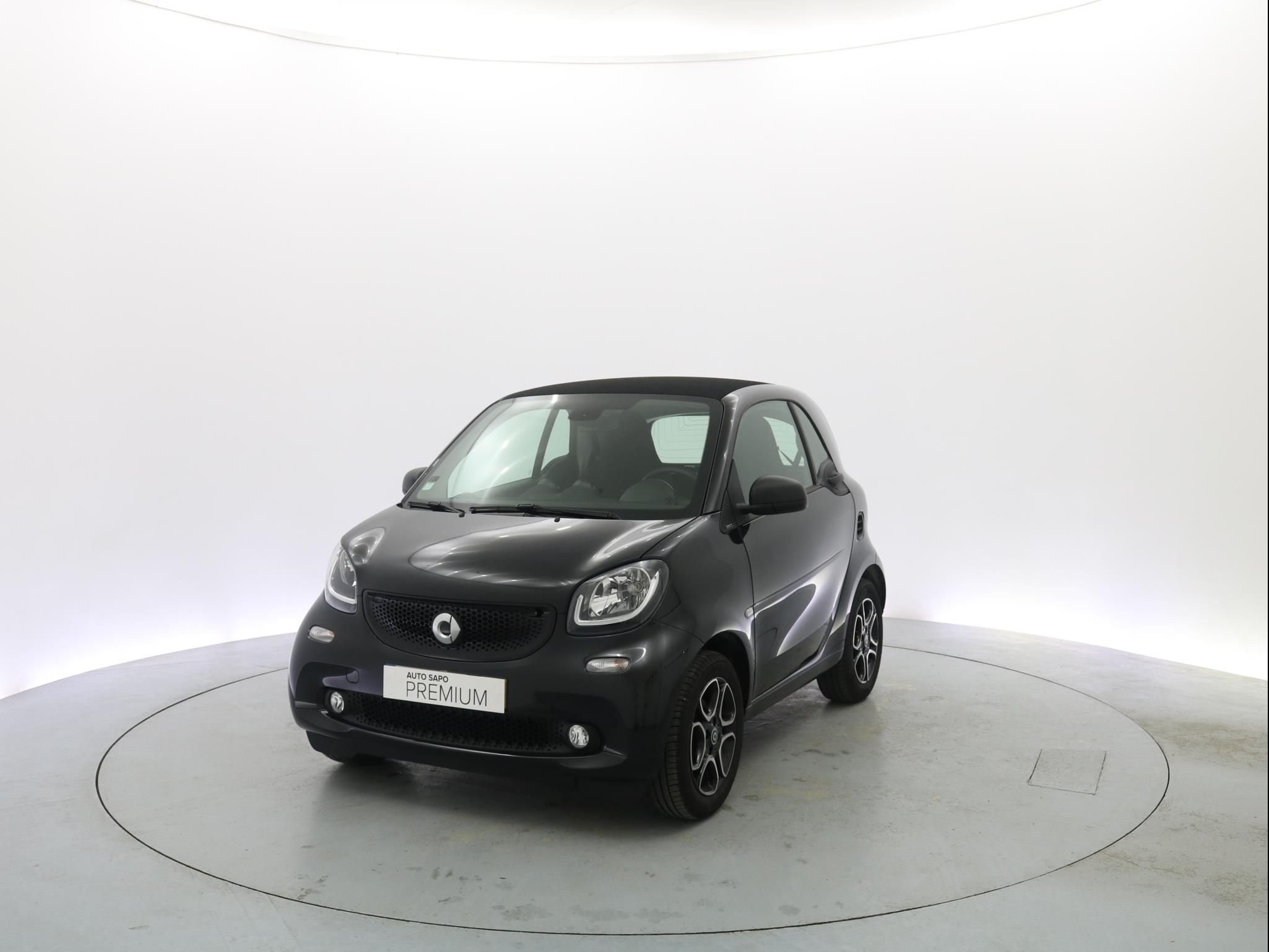 Smart Fortwo 1.0 Coupe Passion 90cv Aut