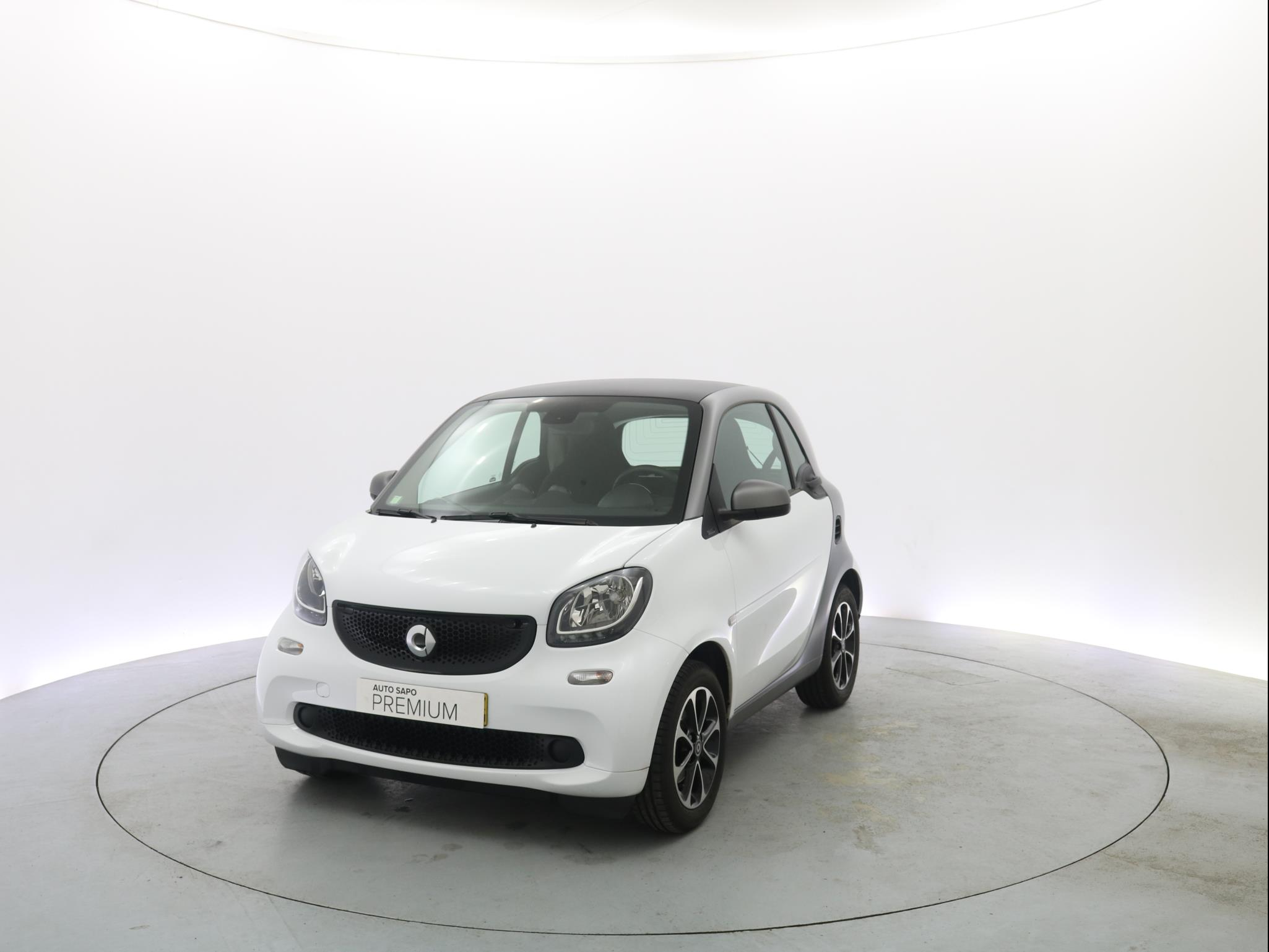 Smart Fortwo 1.0 coupé Passion 90cv Aut