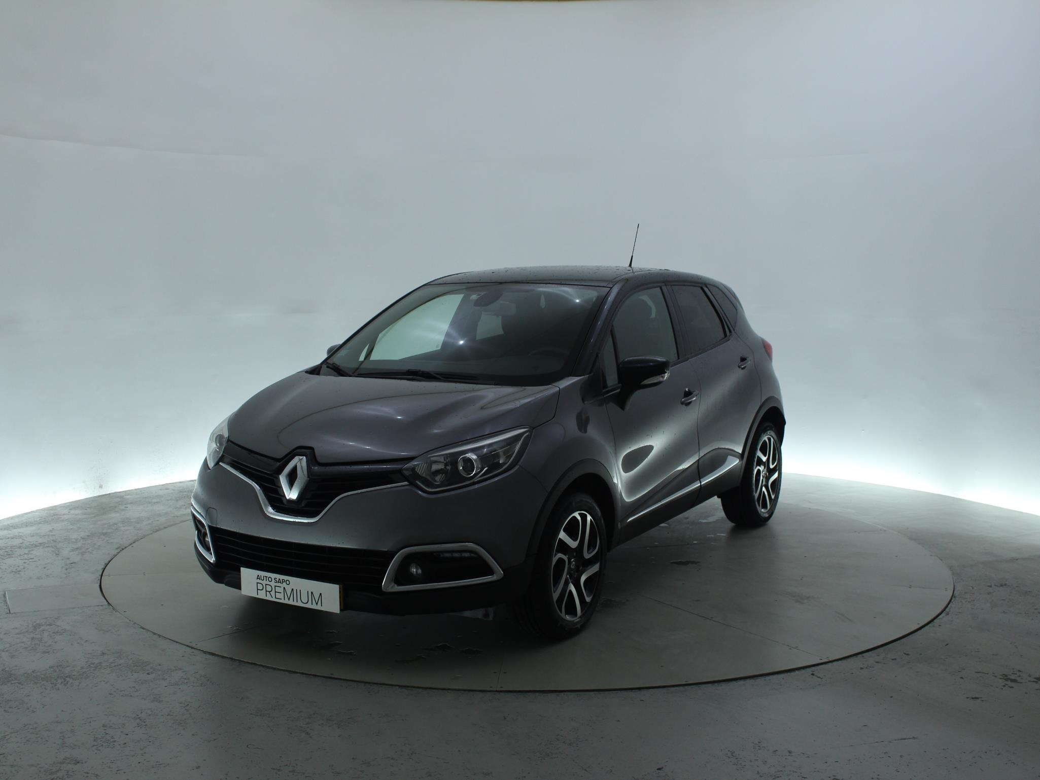 Renault Captur 1.5 dCi Exclusive (110cv) (5p) (2013 a presente)