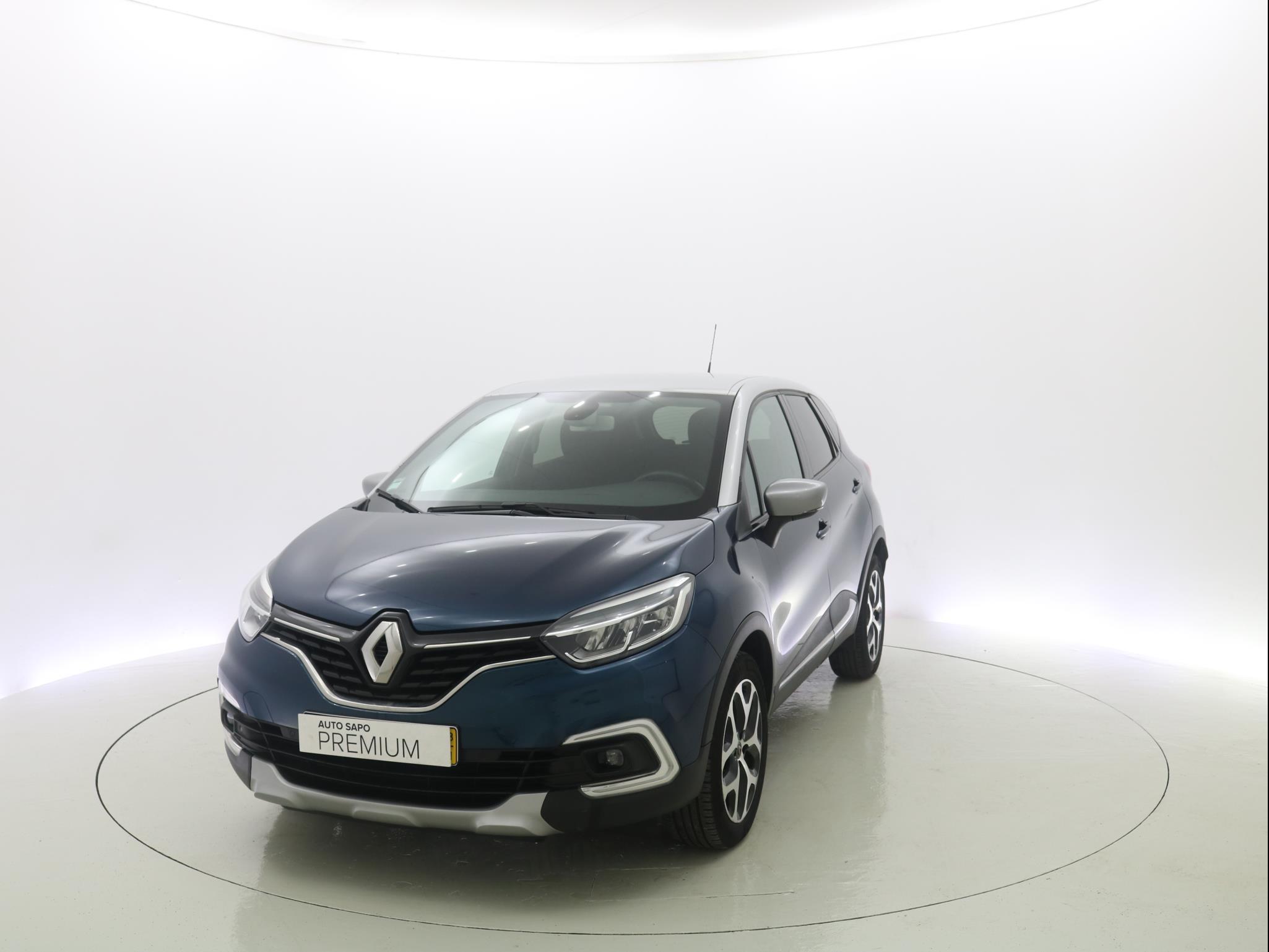 Renault Captur 0.9 TCe Exclusive 5p