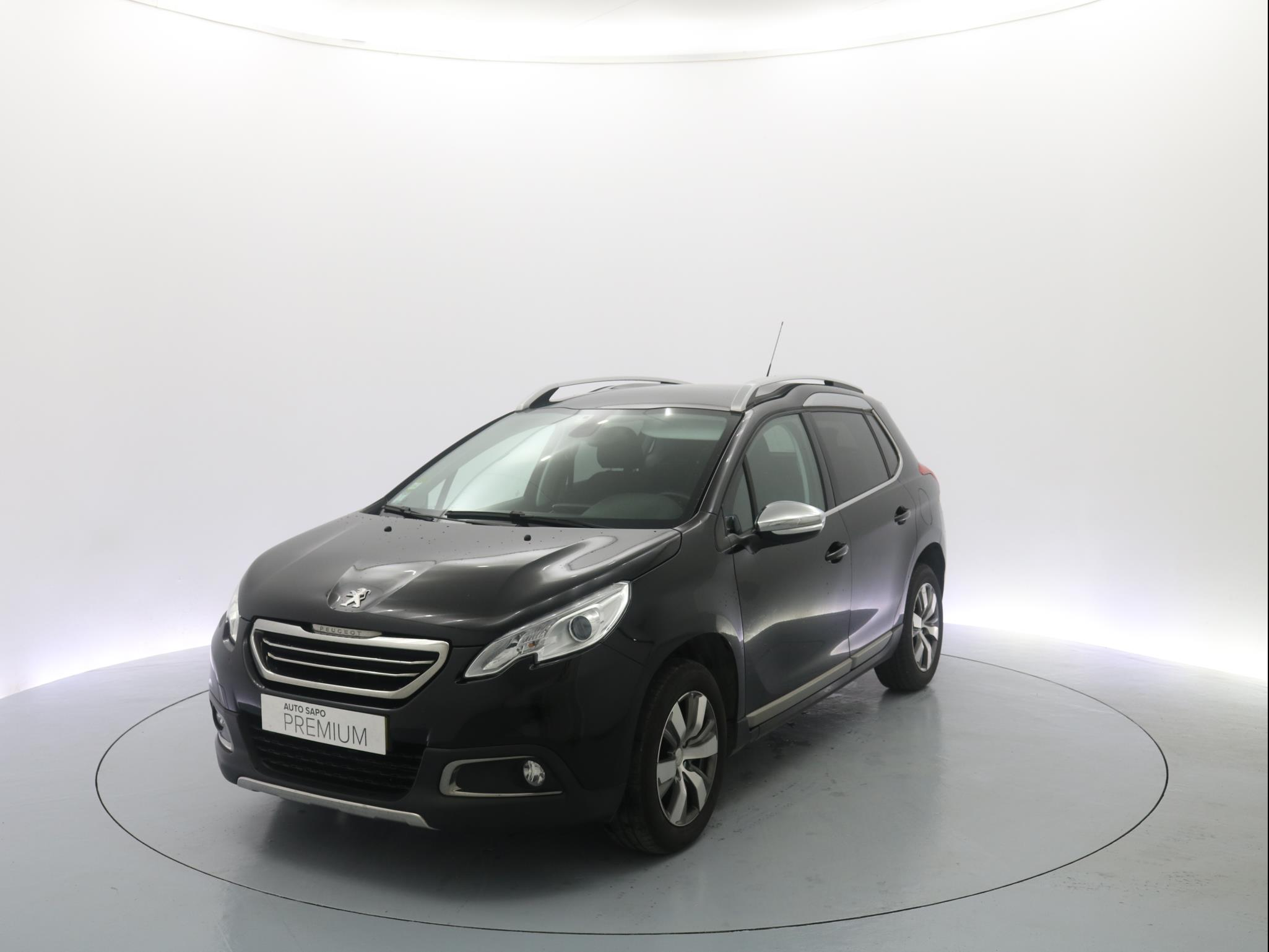 Peugeot 2008 1.2 Pure tech Allure 5p 82cv