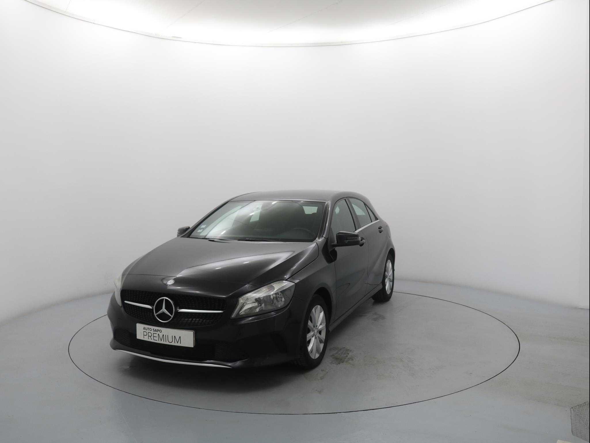 Mercedes-Benz Classe A 180 d Fleet Pack Style (109cv) (5p) (2015 a presente)